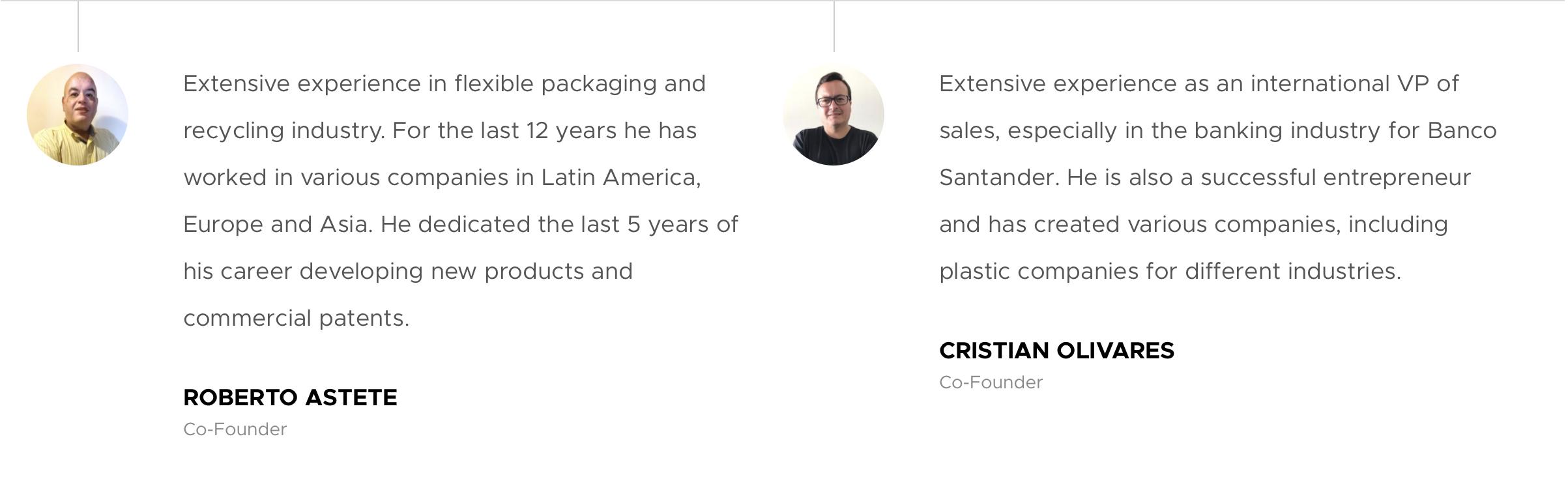 Roberto Astete & Cristian Olivares