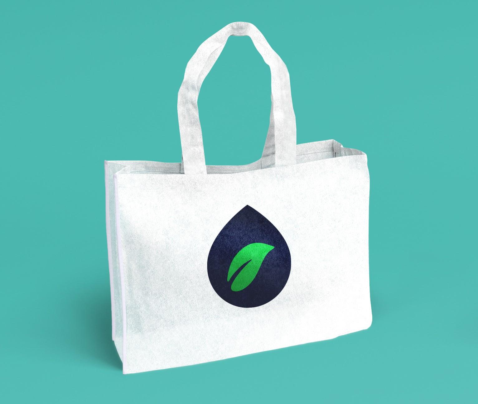 Long gusset bag