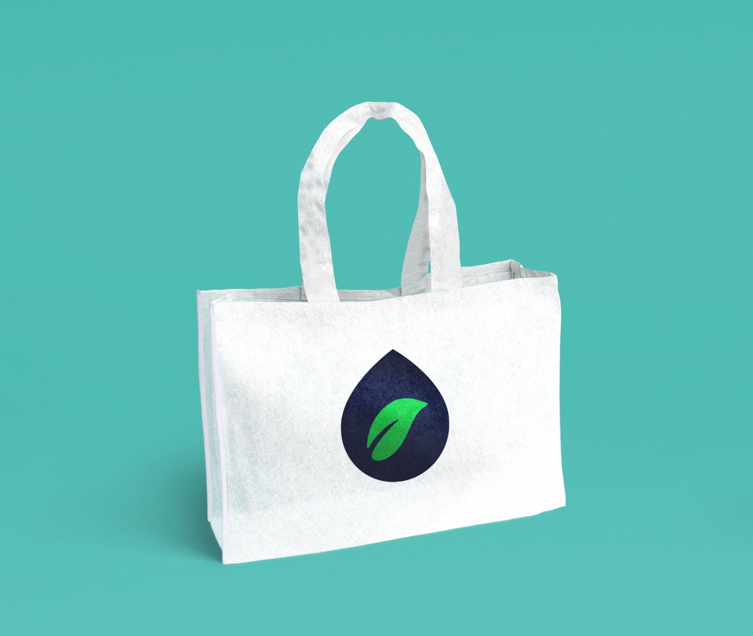 Medium gusset bag